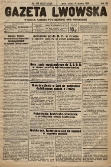 Gazeta Lwowska. 1938, nr296
