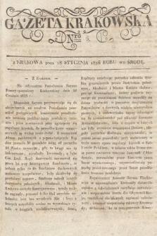 Gazeta Krakowska. 1826, nr6