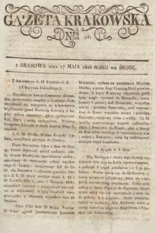 Gazeta Krakowska. 1826, nr40