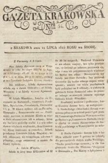 Gazeta Krakowska. 1826, nr56