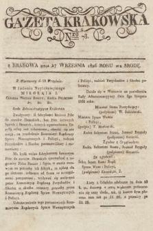 Gazeta Krakowska. 1826, nr78