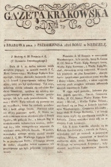 Gazeta Krakowska. 1826, nr79