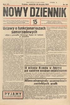 Nowy Dziennik. 1937, nr28