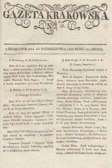 Gazeta Krakowska. 1826, nr86