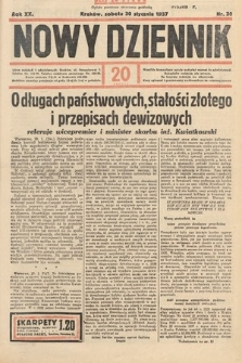 Nowy Dziennik. 1937, nr30