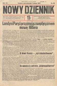 Nowy Dziennik. 1937, nr32
