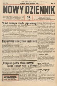 Nowy Dziennik. 1937, nr34