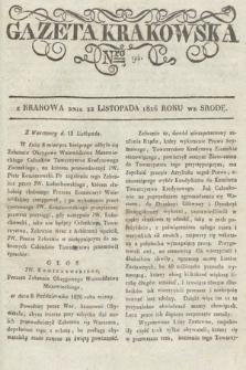 Gazeta Krakowska. 1826, nr94