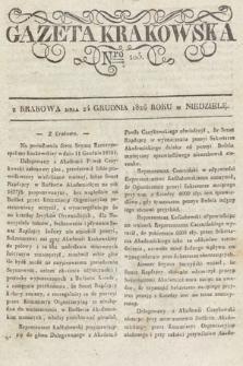 Gazeta Krakowska. 1826, nr103