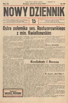 Nowy Dziennik. 1937, nr68