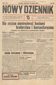 Nowy Dziennik. 1937, nr70