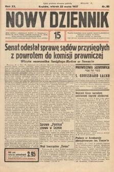 Nowy Dziennik. 1937, nr82