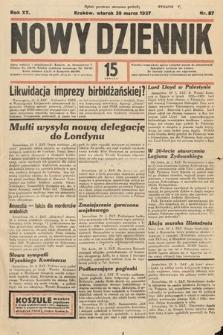 Nowy Dziennik. 1937, nr87