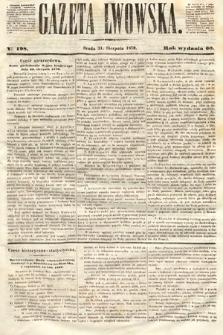 Gazeta Lwowska. 1870, nr 198
