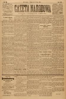 Gazeta Narodowa. 1903, nr158