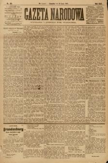Gazeta Narodowa. 1903, nr160