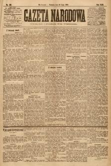 Gazeta Narodowa. 1903, nr169