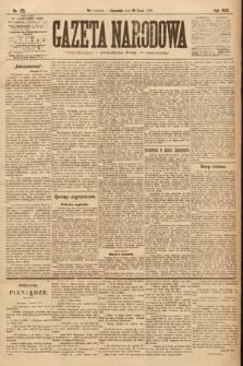 Gazeta Narodowa. 1903, nr172