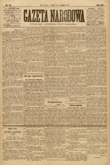 Gazeta Narodowa. 1903, nr174