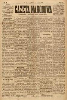 Gazeta Narodowa. 1903, nr175