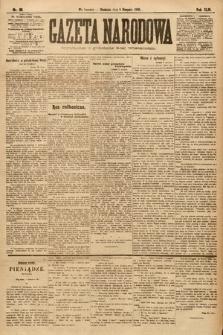 Gazeta Narodowa. 1903, nr181
