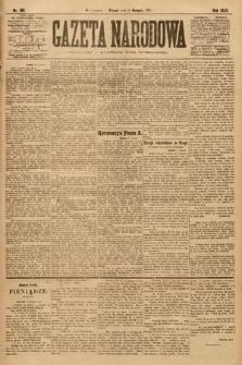Gazeta Narodowa. 1903, nr182