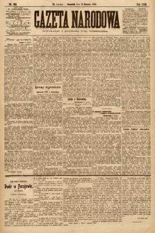 Gazeta Narodowa. 1903, nr184