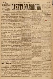 Gazeta Narodowa. 1903, nr186