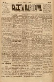 Gazeta Narodowa. 1903, nr187