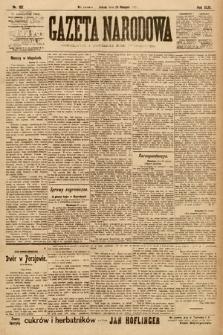 Gazeta Narodowa. 1903, nr197