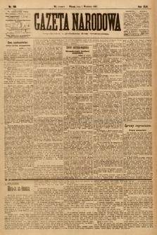 Gazeta Narodowa. 1903, nr199