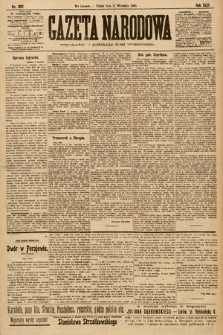 Gazeta Narodowa. 1903, nr207