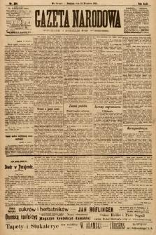 Gazeta Narodowa. 1903, nr209