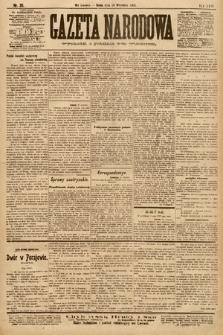 Gazeta Narodowa. 1903, nr211