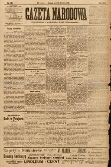 Gazeta Narodowa. 1903, nr215