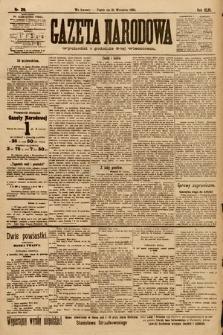 Gazeta Narodowa. 1903, nr219