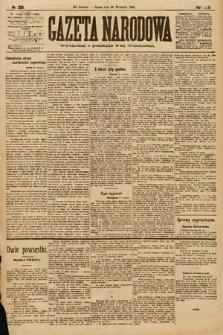 Gazeta Narodowa. 1903, nr220