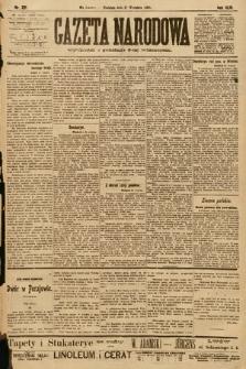 Gazeta Narodowa. 1903, nr221