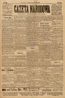 Gazeta Narodowa. 1903, nr222