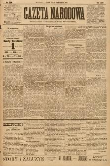 Gazeta Narodowa. 1903, nr224