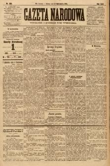 Gazeta Narodowa. 1903, nr225