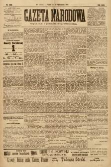Gazeta Narodowa. 1903, nr230