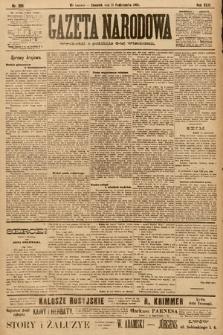 Gazeta Narodowa. 1903, nr235