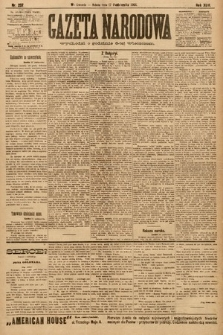 Gazeta Narodowa. 1903, nr237