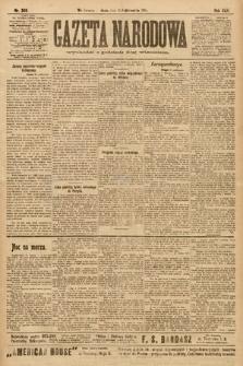 Gazeta Narodowa. 1903, nr240