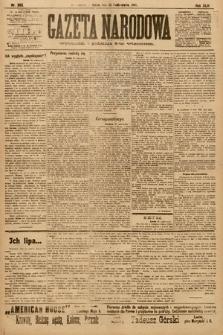 Gazeta Narodowa. 1903, nr243