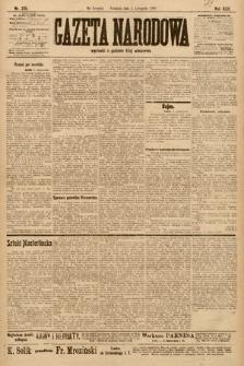 Gazeta Narodowa. 1903, nr250