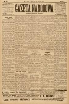Gazeta Narodowa. 1903, nr257