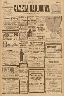 Gazeta Narodowa. 1903, nr262