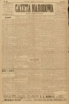 Gazeta Narodowa. 1903, nr264